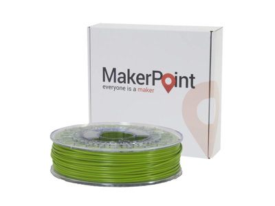 MakerPoint PET-G Yellow Green 1.75mm 750g