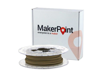 MakerPoint PLA Bronzefill 2.85mm 1.5kg