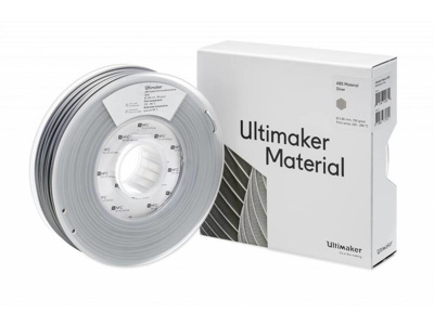 Ultimaker ABS Silver 2.85mm 750g