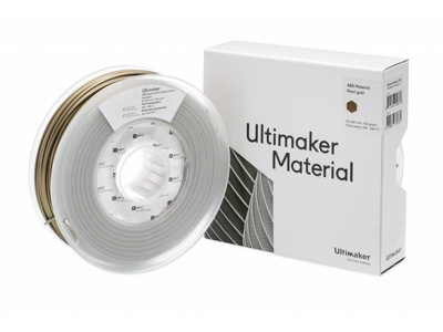 Ultimaker ABS Pearl Gold 2.85mm 750g