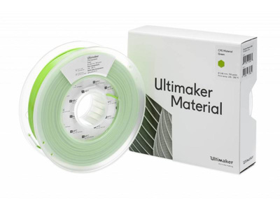 Ultimaker CPE Green 2.85mm 750g