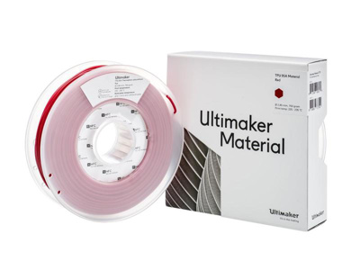 Ultimaker TPU 95A Red 2.85mm 750g