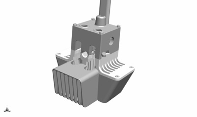 Ultimaker Printhead Assembly (S5, S3)