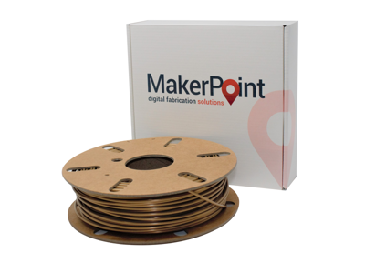 MakerPoint PLA Gold Satin 1.75mm 750g