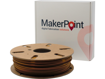 MakerPoint PLA Ochre Brown MAT 1.75mm 750g